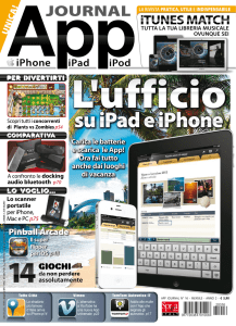 su ipad e iphone