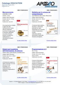 Catalogo EDUCATION