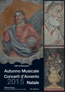 Autunno Musicale 2015