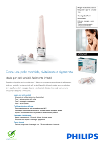 SC5363/10 Philips Dispositivo per la cura del viso
