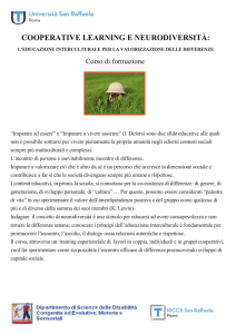 cooperative learning e neurodiversità