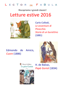 Lector – Estate 2016 - i.i.s. bruno