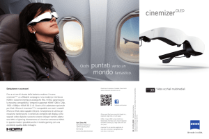 cinemizer OLED Flyer