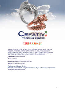 MY JEWEL ZEBRA RING online it