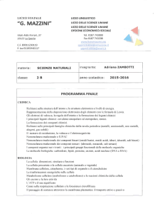 Scienze naturali_2B