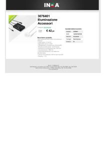 Segmento 10 Barra Luminosa-Rossa indicatore led 10 Pin-UK gratis P/&P