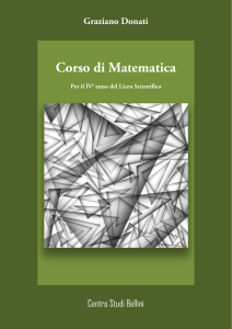Dispensa di Matematica IV Liceo Scientifico