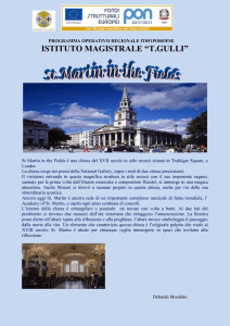 ST.MARTIN-IN- THE - FIELDS
