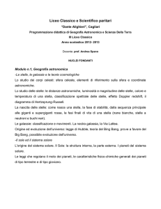 Liceo Classico e Scientifico paritari