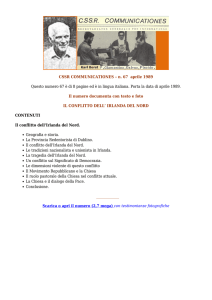 CSSR Communicationes 67 - Sant`Alfonso e dintorni