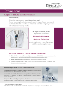 Beauty case DirectaLab