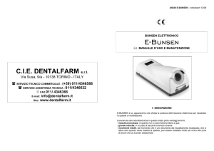 E-Bunsen - Dentalfarm