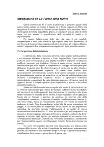 introduction - Dipartimento di Filosofia