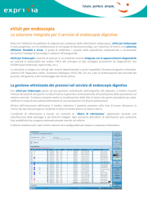 eVisit per endoscopia