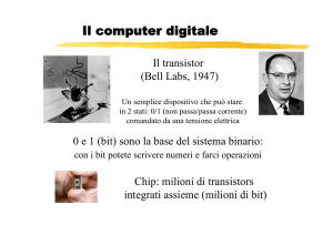 Il computer digitale
