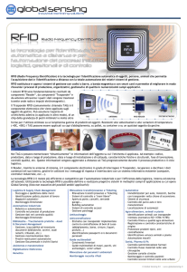 RFID Tech Scenario - RFID Overview