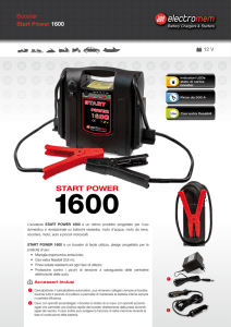 Electromem Start power 1600