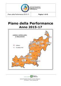 Documento Adobe PDF Piano della Performance – 2015