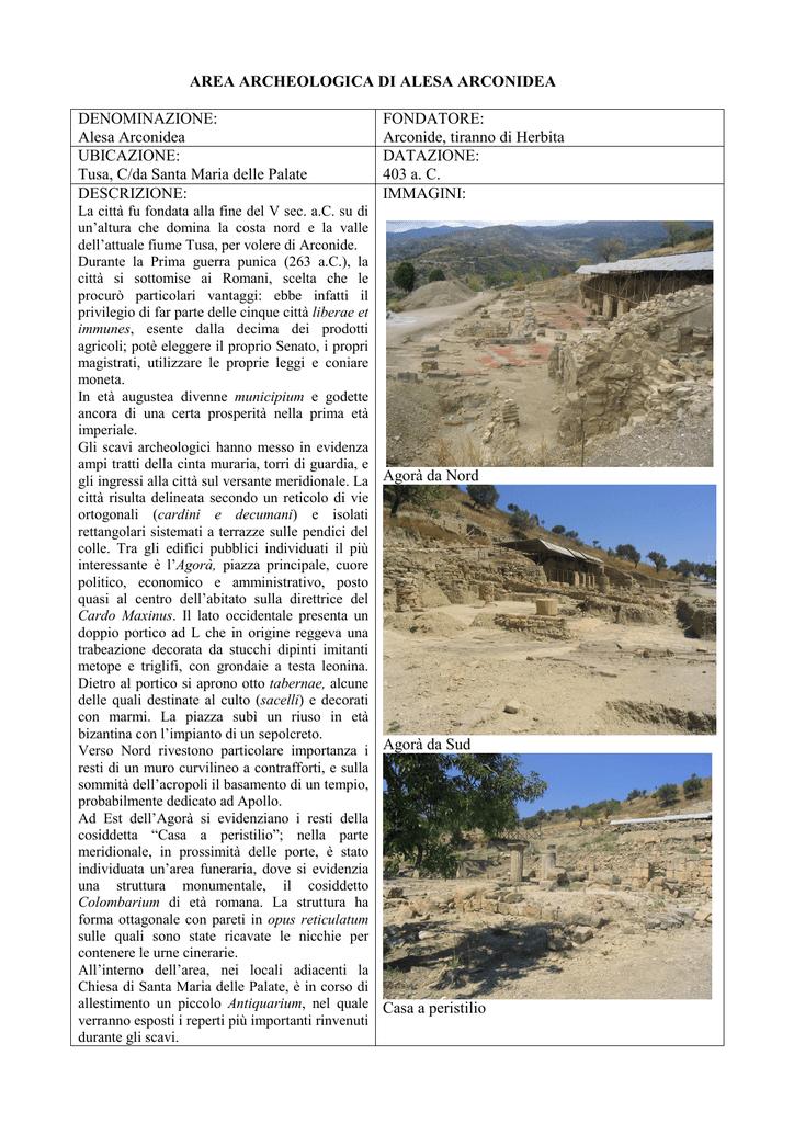 Datazione geoarcheologica