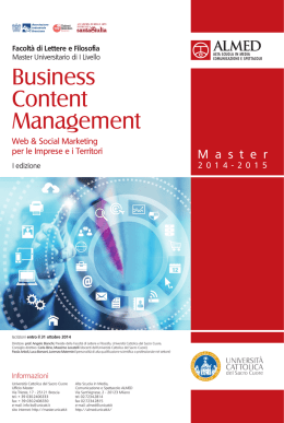 Business Content Management