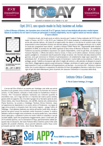 Opti 2013, uno spazio made in Italy insieme ad Anfao