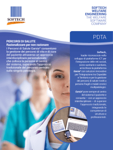 scaricate il flyer - Softech engineering