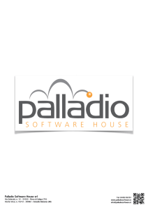 Palladio Software House srl
