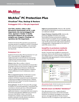 McAfee PC Protection Plus
