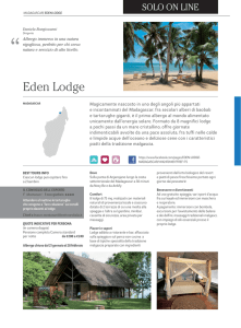 Eden Lodge - Best Tours