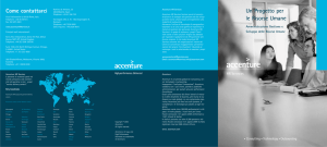 Accenture HR Services in cifre