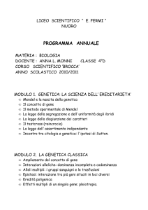"liceo scientifico "" e"
