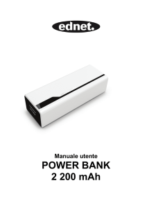 POWER BANK 2 200 mAh