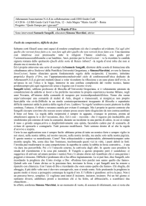 Comunicato stampa post 04-03-2016
