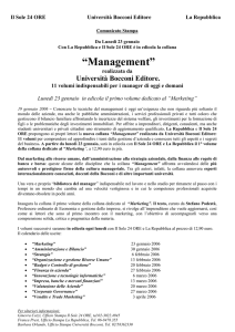 Management - Il Sole 24 Ore