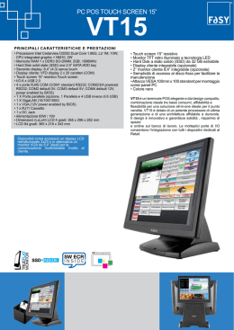pc pos touch screen 15