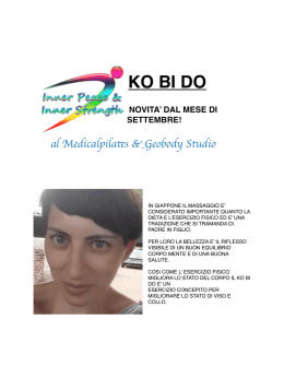 KO BI DO - Medicalpilates