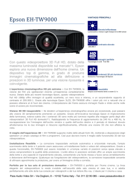 Epson EH-TW9000 - Pass Audio Video
