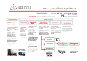 Moduli Simi Motion IT -