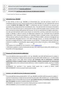 Microsoft Word Viewer - Allegato 1 lavazza_privacy.docx