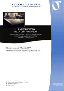 messaggistica CR
