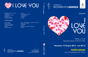 I LOVE YOU - Comune di Paderno Dugnano