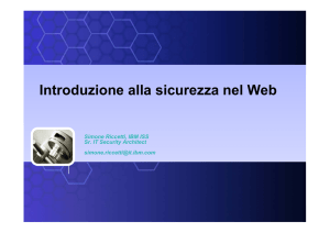 La verifica delle vulnerabilità applicative