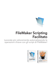 FileMaker Scripting Facilitato