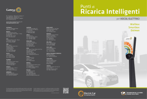 Ricarica Intelligenti - Greenergy Impianti Srl