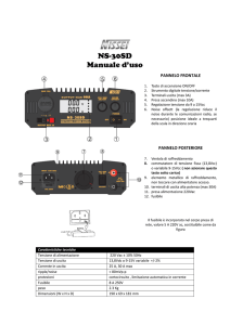 ns-30sd radio line
