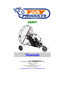 Manuale - Fly Products