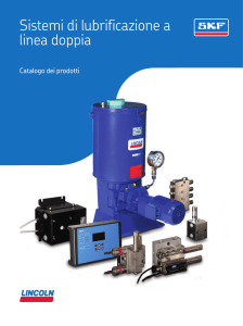 Product catalogue (PUB 16132) SKF dual-line lubrication