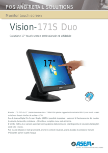 Brochure VISION 171S DUO