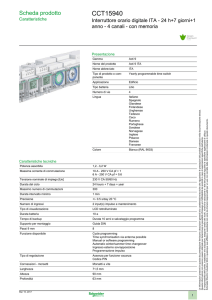 CCT15940 - OPS Schneider Electric