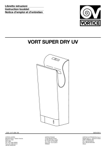 VORT SUPER DRY UV